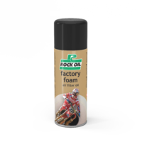 Rock Oil   Factory Foam Air Filter Oil 400ml