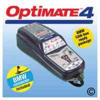OptiMate 4 CANBUS BMW Battery Charger / Maintainer