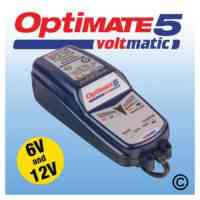 OptiMate 5 VoltMatic Battery Charger / Maintainer