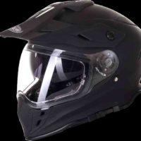 VIPER RXV288 Double Visor Enduro - Matt Black