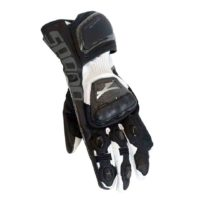 Spada Leather Gloves Elite White