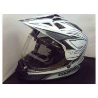 Spada Helmet Sting Maverick White/Black