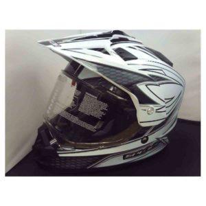 Spada Helmet Sting Maverick White/Black Off Road Motorcycle Helmet