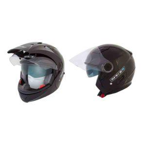 Spada Helmet Duo Gloss Black