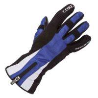 Spada Textile Gloves Core WP Ladies Black/Blue