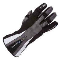 Spada Textile Gloves Core WP Ladies Black/Grey
