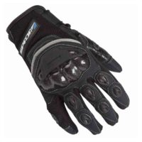 Spada Textile Gloves CE MX-Air Black