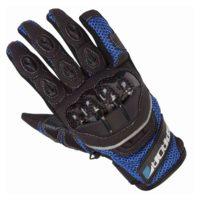 Spada Textile Gloves CE MX-Air Blue