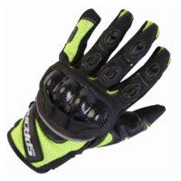 Spada Textile Gloves CE MX-Air Fluo