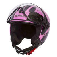 Spada Helmet Hellion Twist Pink