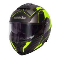 Spada Helmet Orion Whip Matt Black/Flo