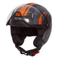 Spada Helmet Hellion Arrow Blk/Orange