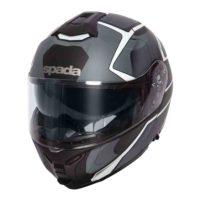 Spada Helmet Orion Slate Matt Black/White/Silver