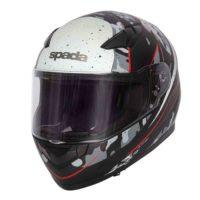Spada Helmet Raiden Camo White