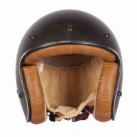 Spada Helmet Dark Star Carbon [Interior Tan]