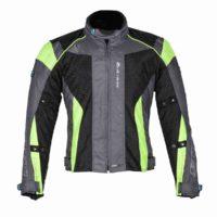 Spada Textile Jacket Air Pro 2 Silver/Black/Fluo
