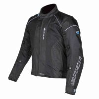 Spada Textile Jacket Air Pro 2 Black