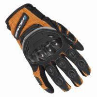 Spada Textile Gloves CE MX-Air Orange