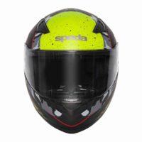 Spada Helmet Raiden Camo Yellow