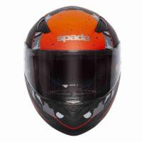 Spada Helmet Raiden Camo Orange