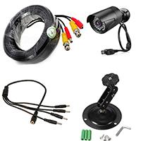CCTV Spares & Accessories