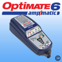 OptiMate 6 AmpMatic Battery Charger / Maintainer