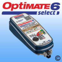 OptiMate  6 Select Charger / Maintainer