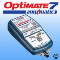 OptiMate  7 AmpMatic Charger / Maintainer