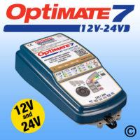 OptiMate 7 12v-24v Charger / Maintainer