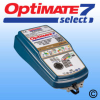 OptiMate  7 Select Charger / Maintainer