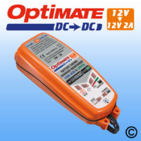 OptiMate DC-DC Charger / Maintainer