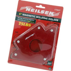 0-Magnetic Welding Holder - 3inch 25lbs